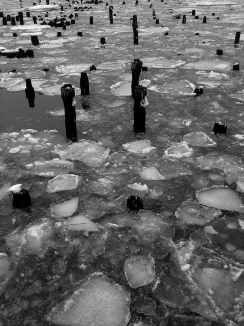 Deep Freeze on the Hudson