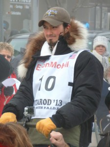 Musher Peter Kaiser